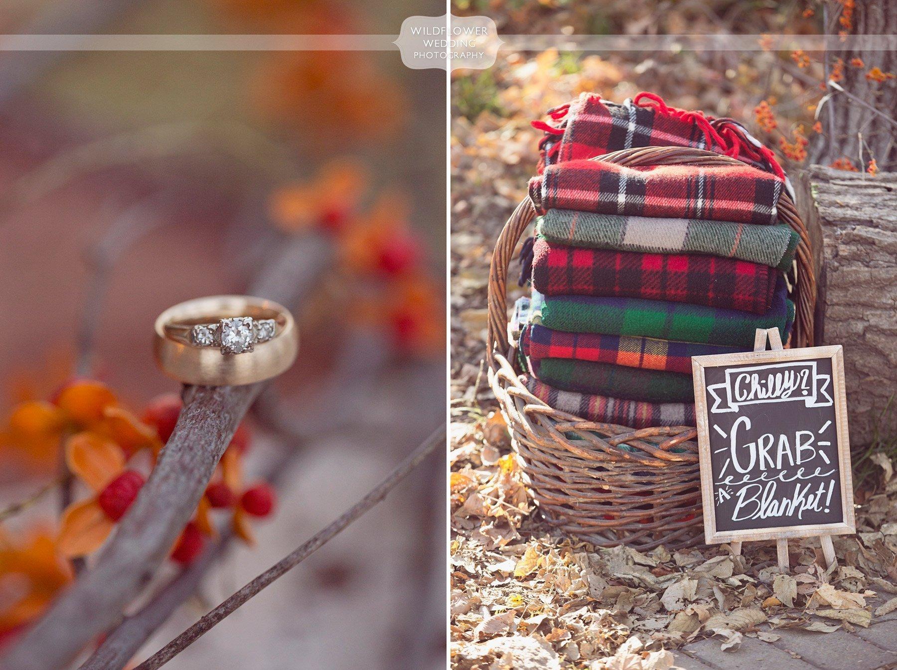 Rustic Anthropologie Wedding Schwinn Produce Barn Ks